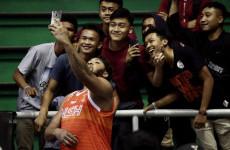 Optimus Prime Nikmati Dukungan dan Cinta dari Penggemar Basket Indonesia