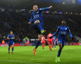 Liverpool Vs Leicester City, Jamie Vardy Mengancam Pertahanan The Reds