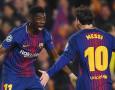 Kebangkitan Karier Ousmane Dembele di Barcelona