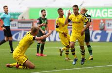 Wolfsburg 0-2 Borussia Dortmund: Die Borussen Lanjutkan Tren Kemenangan