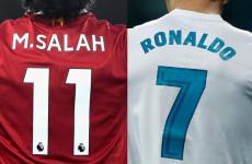 Final Liga Champions: Ramos Pakai Analogi Atmosfer untuk Bandingkan Salah dan Ronaldo