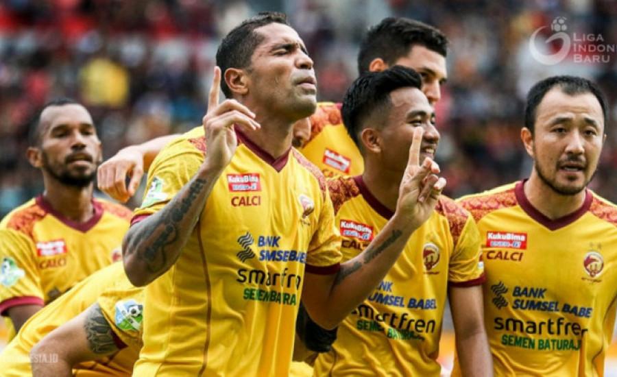 Beto Goncalves dan Pemain Sriwijaya FC Musim Lalu Tuntut Pembayaran Tunggakan Gaji