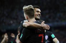 Piala Dunia 2018: Mimpi Besar Rakitic dan Lovren Lalui Hadangan Inggris