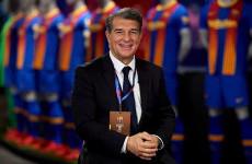 Kontrak Messi Berakhir, Joan Laporta Tenangkan Suporter Barcelona