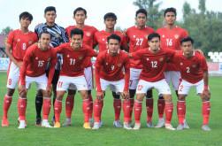 Timnas Indonesia U-19 Kalah 0-1 dari Bosnia Herzegovina