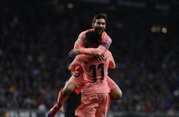 Espanyol 0-4 Barcelona: Panggung Lionel Messi dan Ousmane Dembele