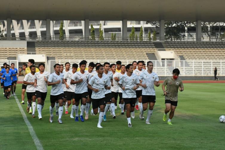 TC Timnas Indonesia Senior dan U-19 Akan Diperpanjang sampai 15 Agustus