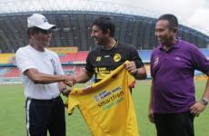 Muncul Harapan Besar Usai Jadi Pelatih Sriwijaya FC, Ini Kata Alfredo Vera