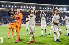 Dua Kemenangan Menuju Scudetto Kedelapan Beruntun Juventus
