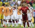 Cristiano Ronaldo yang Mandul di Hadapan Jerman