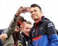Aneh, Dua Pembalap F1 Ini Justru Terinspirasi dari Legenda MotoGP, Valentino Rossi