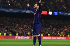 Ungkapan Hati Lionel Messi Setelah Cetak 100 Gol di Liga Champions