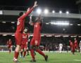 Tekuk West Ham, Liverpool Samai Rekor Kemenangan Tim Treble Man United dan Invincible Arsenal
