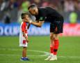 Kroasia Tantang Prancis di Final Piala Dunia, Ivan Perisic Wujudkan Mimpi Ibunya