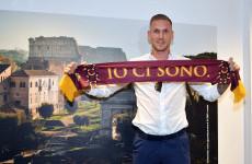Suporter Mencibir Keputusan AS Roma Boyong Robin Olsen untuk Gantikan Alisson