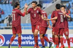 Timnas Thailand U-23 Sikat Brunei 8-0 Usai Gebuk Indonesia 4-0