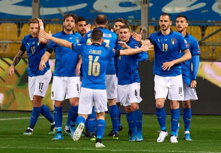 Profil Timnas Italia di Piala Eropa 2020: Kebangkitan Gli Azzurri