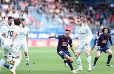 Dibekuk Eibar, Penggawa Real Madrid Pulang dalam Keadaan Marah