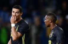 Penyerang Juventus Alami Kecelakaan Mobil