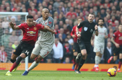 Manchester United Vs Liverpool: Medioker Lawan Calon Juara (Video)