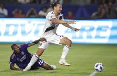 Zlatan Ibrahimovic: Toronto akan Saya Kenang sebagai Korban ke-500