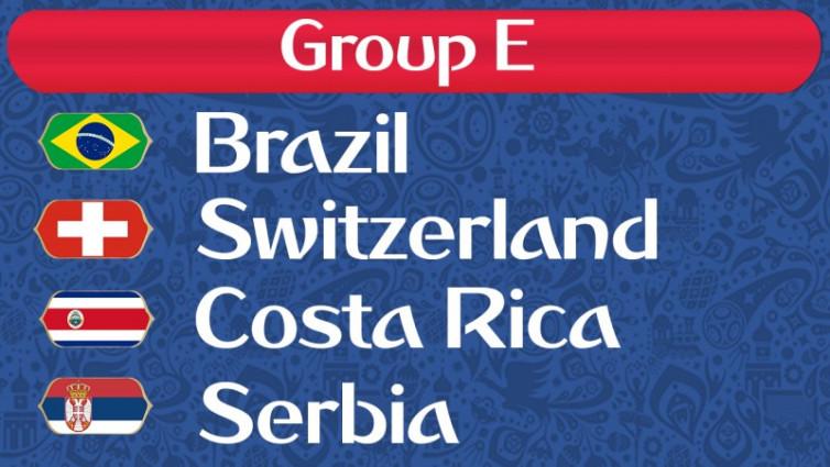 Piala Dunia 2018: Prediksi Grup E