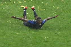 Ketika Paul Pogba Membakar Semangat Timnas Prancis Saat Bersua Argentina