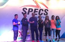 Specs Active dengan Teknologi yang Mirip Jersey Persija Jakarta Diluncurkan