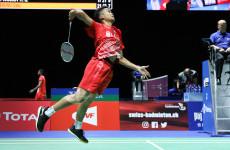 China Open 2019: Anthony Buka Peluang Pertahankan Gelar