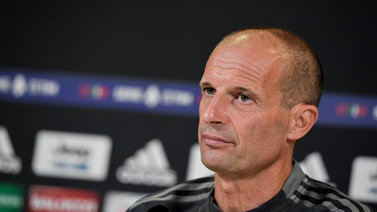Juventus Vs Milan: Allegri Anggap Rossoneri Lebih Terbebani