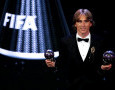 Modric Kecewa Messi dan Ronaldo Absen pada Acara The Best FIFA Football Awards 2018