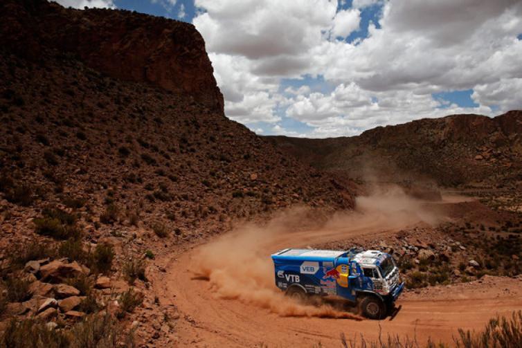 Lindas Penonton, Peserta Reli Dakar Ini Didiskualifikasi