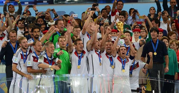 Juarai Piala Dunia 2018, Pemain Timnas Jerman Akan Kantongi Rp5,9 Miliar