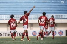 Kemenangan Bali United atas PSIM Belum Puaskan Stefano Lilipaly