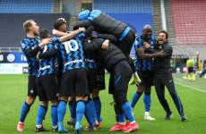 Inter Diambang Raih Scudetto, Conte: Pekerjaan Belum Selesai
