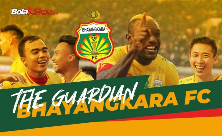 Profil Tim Liga 1 2020: Bhayangkara FC