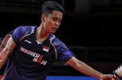 Hasil Thailand Open 2021: Ginting Singkirkan Wakil India