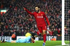Menanti Keputusan Liverpool soal Salah Ikut Olimpiade Tokyo 2020