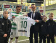 Egy Maulana Vikri Bisa Saja ke Benfica jika Lechia Gdansk Terdegradasi