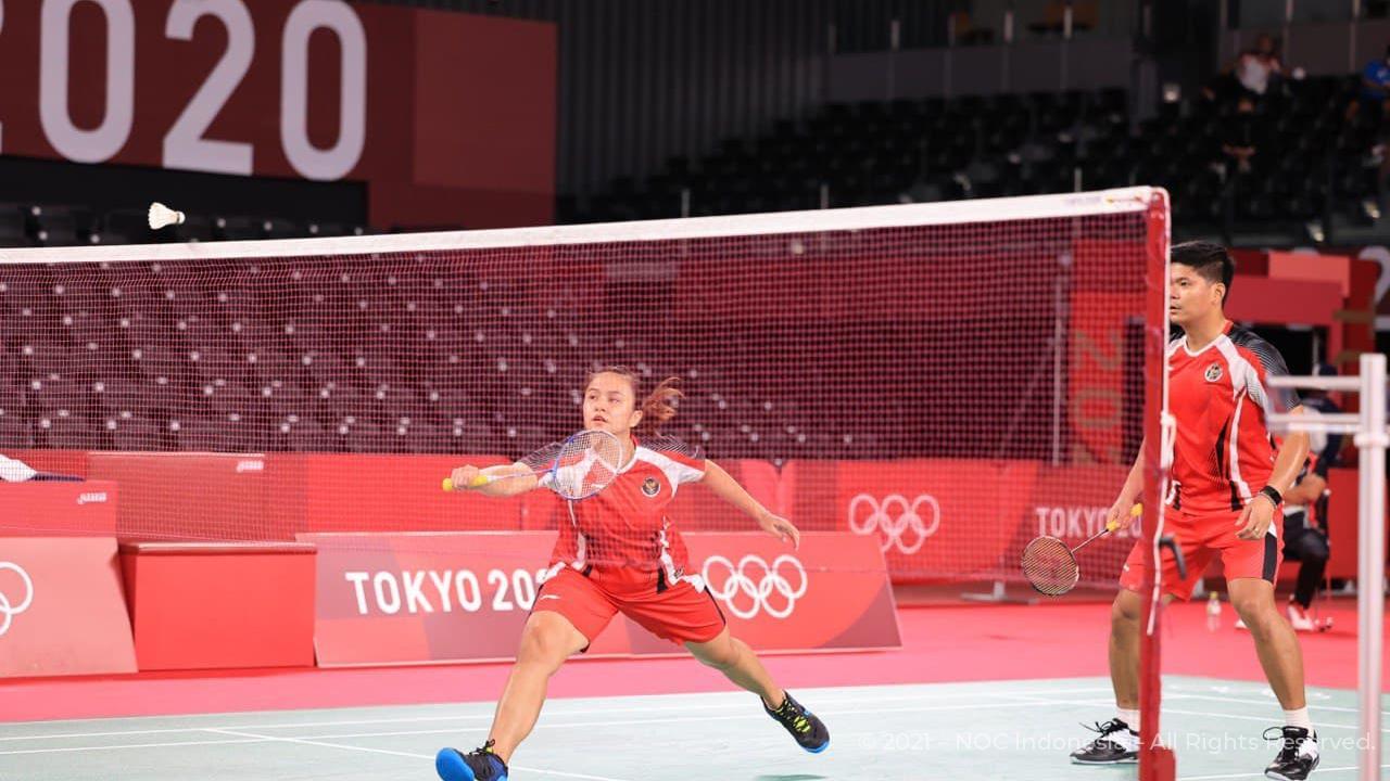 Olimpiade Tokyo 2020: Praveen/Melati Tumbang