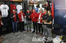 Mills Resmi Perkenalkan Jersey Tandang Timnas Indonesia