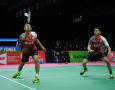 Hong Kong Open 2018: Fajar / Rian Takluk, All Indonesian Final Urung Tercipta