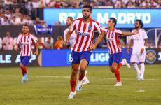 Atletico Lumat Madrid, Duet Diego Costa dan Joao Felix Tebar Ancaman ke Rival LaLiga