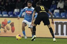 Prediksi Napoli Vs Inter Milan: Manfaatkan Kesunyian San Paolo