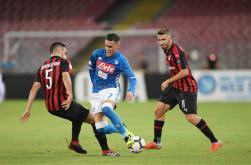 Hasil Pertandingan Liga-Liga Eropa: AC Milan Dibekuk Napoli, Manchester City Tertahan