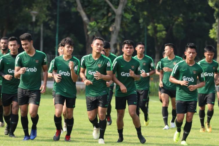 Indra Sjafri Tunjuk Tiga Pemain Ini sebagai Kapten Timnas Indonesia U-22 di Piala AFF