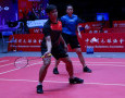 BWF World Tour Finals 2019: Praveen/Melati dan Hafiz/Gloria Kalah, Anthony Ginting Kandaskan Chen Long