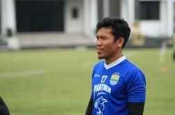 Eka Ramdani Latihan di Persib, Ini Klarifikasi dari Mario Gomez