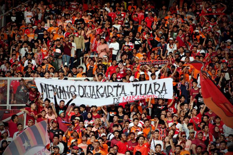 Persija Vs Kalteng Putra di Stadion Madya, Tiket Dilepas Melalui PP Jakmania