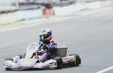 Idolakan Lewis Hamilton, Pegokart Cilik asal Solo Bermimpi Tampil di F1